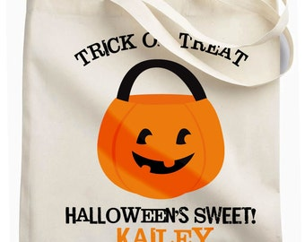 Trick or treat bag Halloween bag perfect for your little ones costume