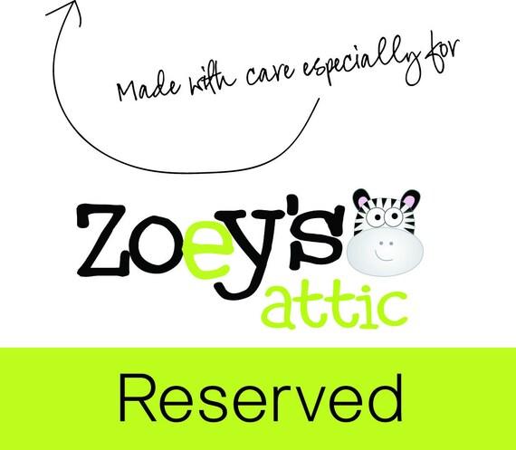Reserved for Katelisle