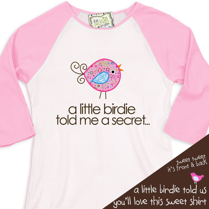 """Older brothers or sisters often prefer a simple text design or the sporty swoosh team shirts for big bro or big sis. You can even mix and match designs by opting for the """" choose your design and customize everything """" listing."""