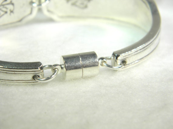 ADD a MAGNETIC CLASP To Your Vintage Spoon Bracelet