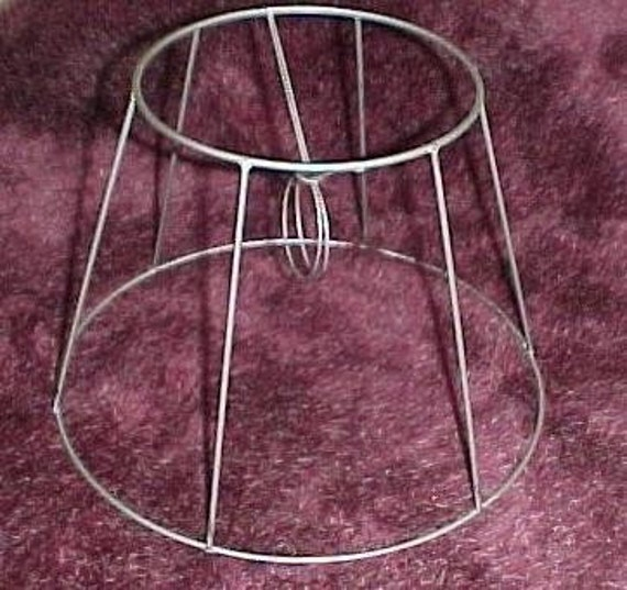 LampShade Frames TWO Lamp Shade Frames