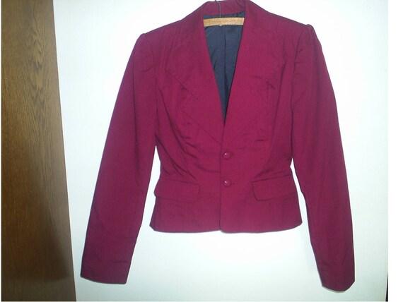 Victorian Jacket HandMade