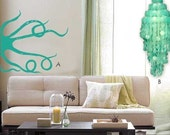 ShaNickers Wall Decal/Sticker-Octopus-Small