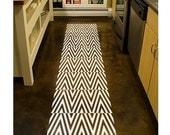 ShaNickers Chevron Wall/Floor Decal/Sticker