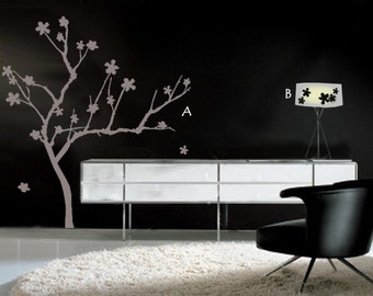 ShaNickers Wall Decal/Sticker- Blossom Tree- FREE SHIPPING