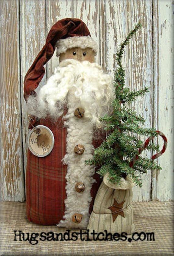 117 - Jolly Old Santa e-Pattern