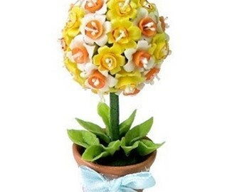 Mixed Daffodil, Flower Topiary