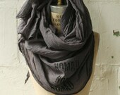 Reserved for Amy artLAB the NOMAD Unisex Scarf spring summer Ready to Ship