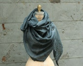 Holiday Sale Free Shipping new the NOMAD Scarf in Deep Teal