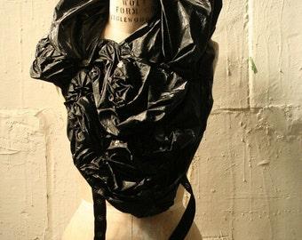 Black Accessories , Black Fashion Harness, Womenswear Fashion,
