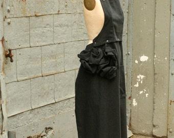Noir Component  Apron Le Fleuriste