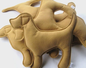 Yellow Lab Dog Toy for Dogs