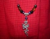Dragon Necklace (OOAK)