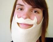 White Gnome Beard