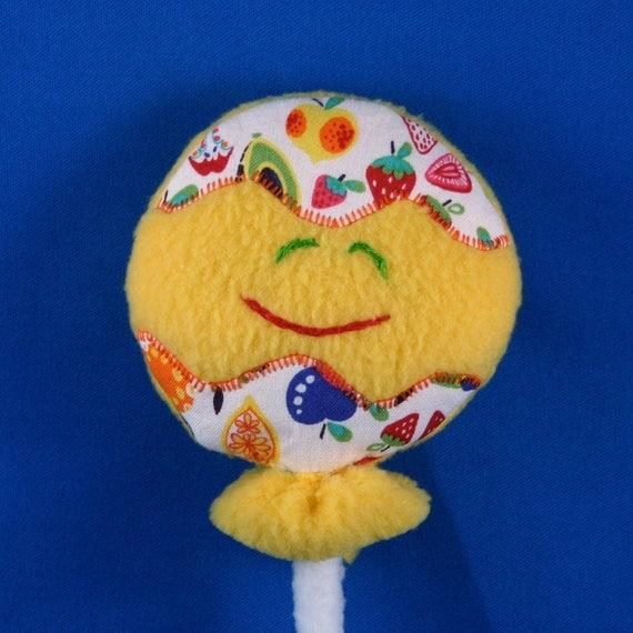 Lemon Lollipop Plush