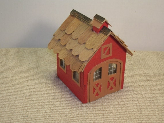 Barn Miniature