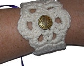 Changeable Fashion Bracelet - Crochet Pattern