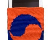 Yin-Yang iPad Sleeve / Pad Tapestry Crochet Pattern (PDF)