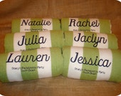 Personalized Beach Towels - Many colors to choose from - Bachelorette Party - Destination Wedding - Bridesmaids Gift - Wedding - Birthday