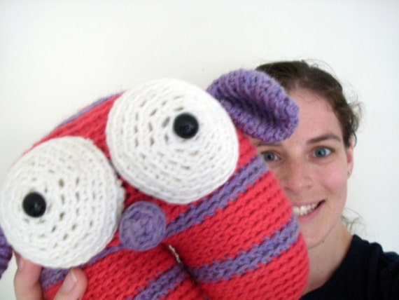Crochet PATTERN BUNDLE: 3 amigurumi patterns -pdf-