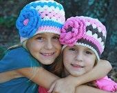 LIMITED TIME ONLY..You Pick Colors..Two of these cute hats for twenty Five dollars......
