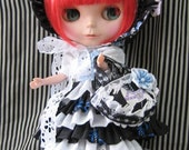 Blythe handmade dress set 4 items