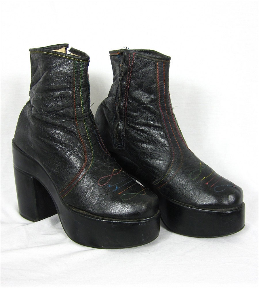 Platform Shoes And Boots For Men 23