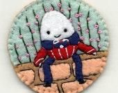 Alice in Wonderland-Humpty Dumpty
