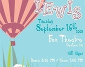 Jenny Lewis Concert Poster