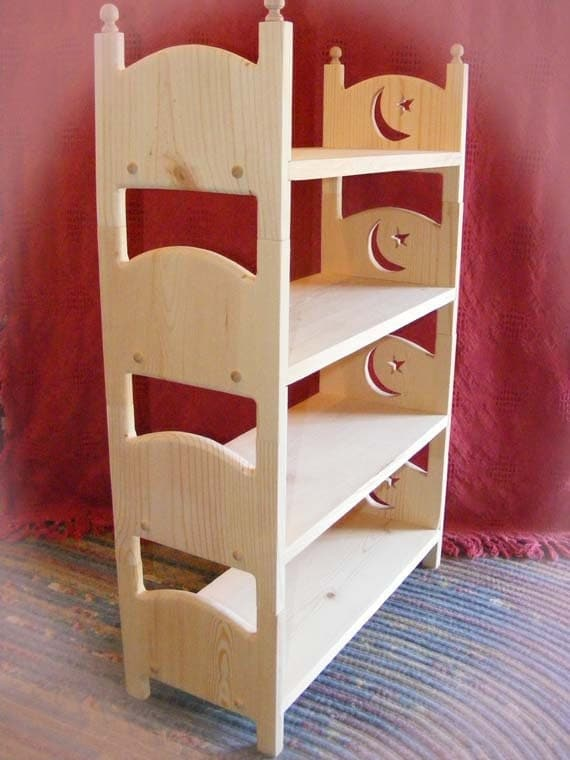 Stackable Doll Bunk Bed Plans