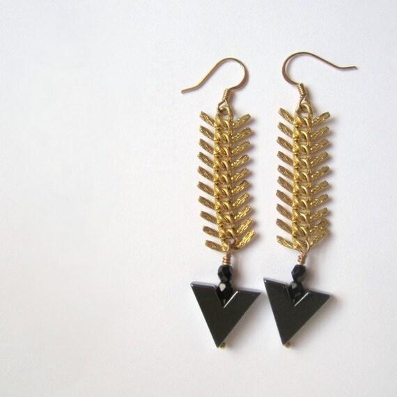 Southwest Arrow Earrings