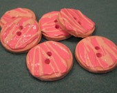 4 Sugar Cookie Buttons