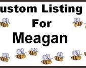 Custom Listing For Meagan.. Funky loopy bow.. sesame street.. elmo..