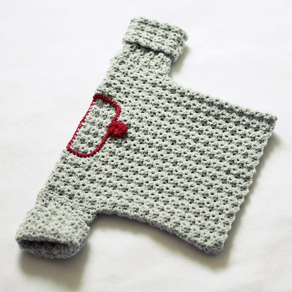 Crochet PATTERN  - The Rose Baby Sweater