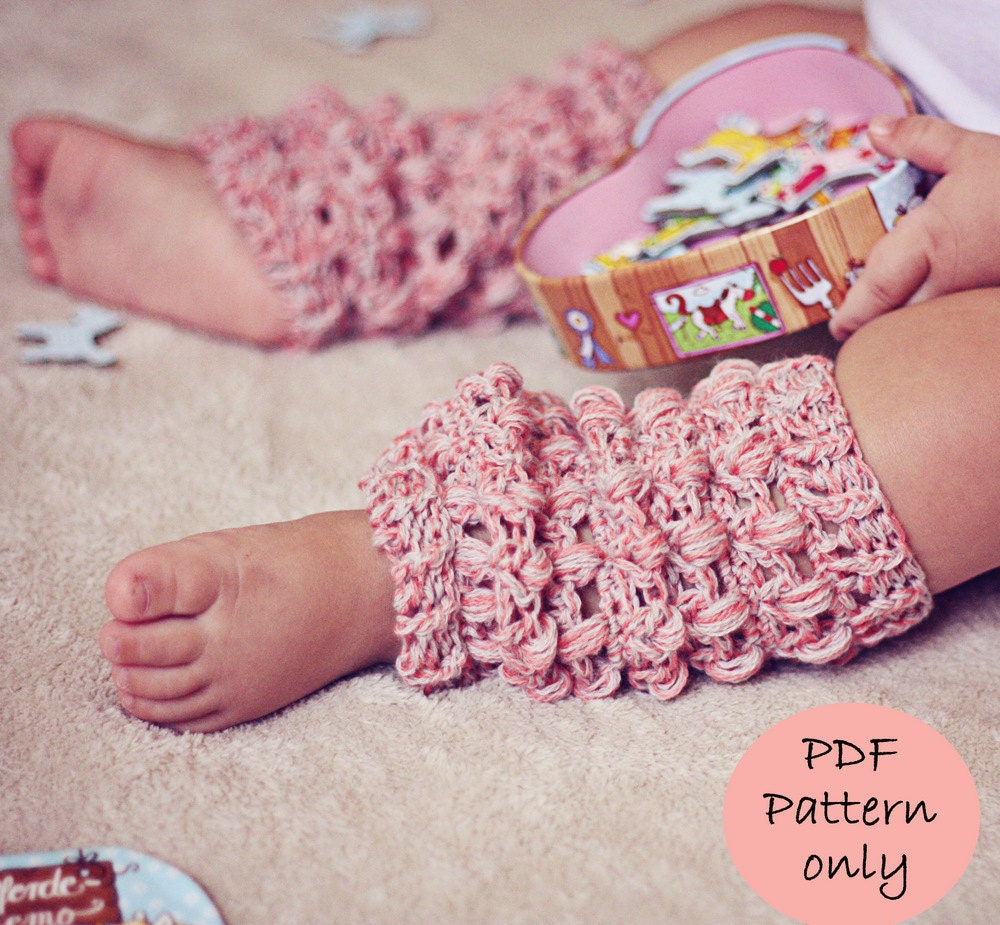 Crochet pattern cashwool leg warmers sizes baby to adult zoom bankloansurffo Image collections
