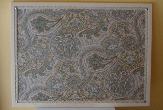 Decorative Bulletin Board - Memo Board - Large