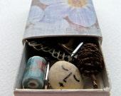 flowers - matchbox treasure