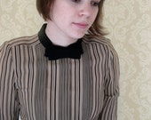 Reserve for Marshmallowcat - Bow collared Secretary Dress