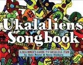 Ukalaliens Songbook & PlayAlong CD