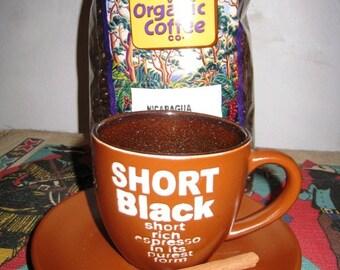 Espresso Mug in Caramel
