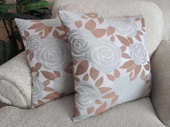 Decorative Throw Pillow Cover Cushion Cover by asmushomeinteriors