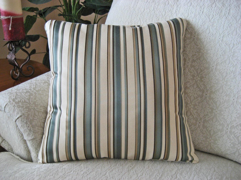 Sage Green Decorative Pillow : Decorative Throw Pillow Cover Sage Green 18 x 18 Decorator