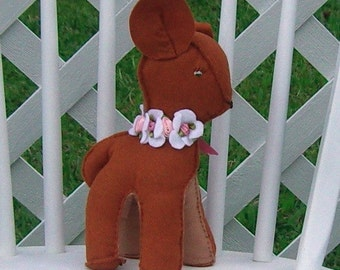Fawn Sewing Pattern PDF File