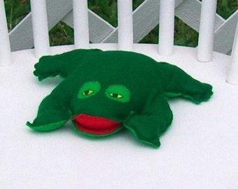 Frog Pattern PDF File