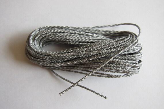 Korean Maedeup Cording - 1.5mm Gray