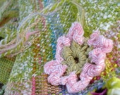 40% Off Handwoven Scarf Cottage March Ever Hopeful