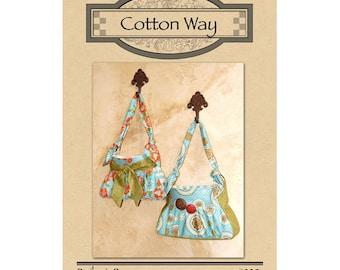 Bag Pattern Baileys Bag by Cotton Way