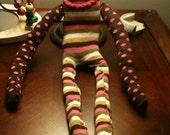 Whisper's Sock Monster Squeaky