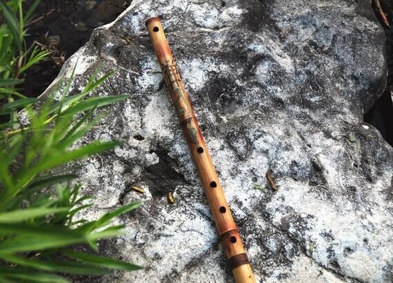 16 Inch Zen Meditation Bamboo Flute