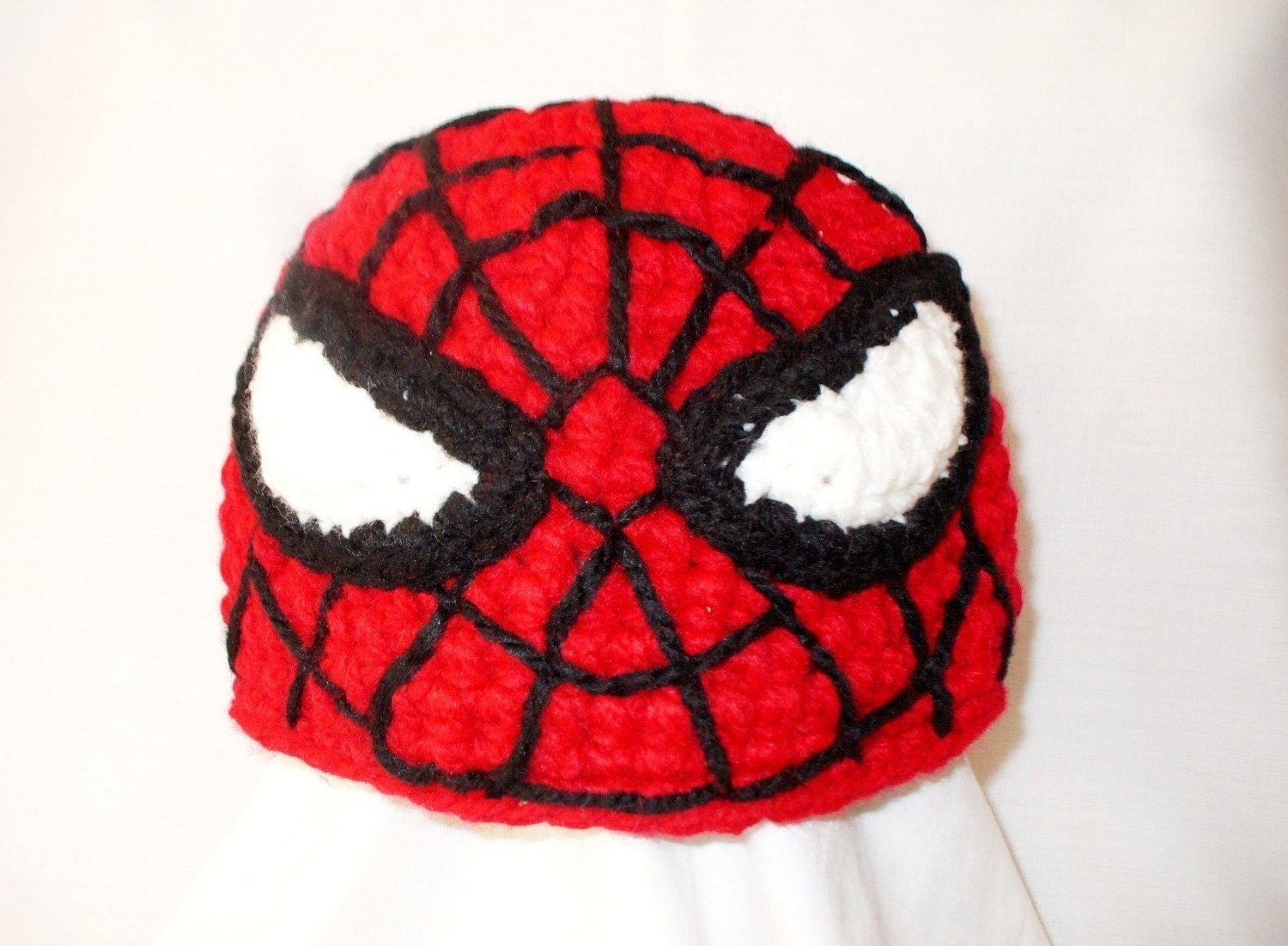 Free Crochet Patterns For Spiderman Hats ~ manet for .